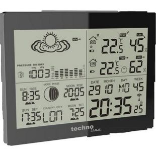 TechnoLine WS 6760 - Wetterstation