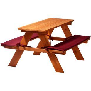 Dobar 94353FSC Kinder-Sitzbank, 89x79x50 cm