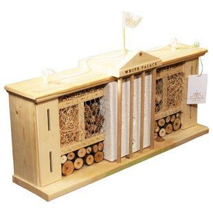 Dobar Weißer Palast Bausatz für Insektenhotel
