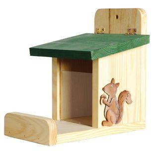 Dobar Eichhörnchen-Futterstation