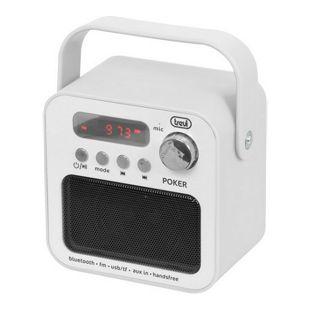 Trevi DR 750 BT tragbares Radio - weiß