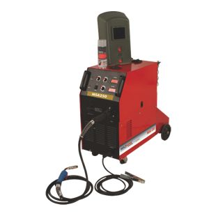 Holzmann MSA250 MIG/MAG Schweißanlage