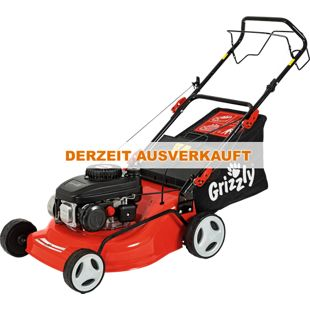 Grizzly BRM 46-141 A-OHV Benzin-Rasenmäher
