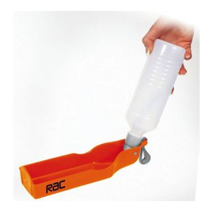 Heim RAC Reisewasserflasche und Futterbox