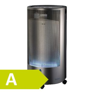 Rowi HGO 4200/2 BF Pure Premium+ Blue Flame Inox Gas-Heizofen