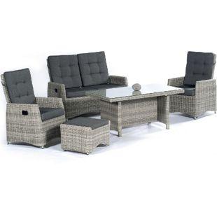 SunnySmart Lounge-Dining-Gruppe Roseville
