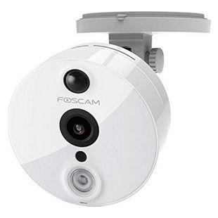 Foscam C2 IP Kamera mit 2 Megapixel Full HD-Auflösung - weiß