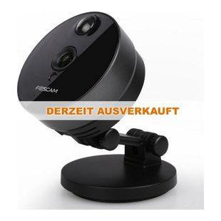 Foscam C1 IP Kamera - schwarz