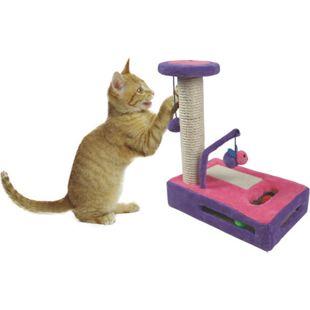 Heim Katzen-Kratzspiel