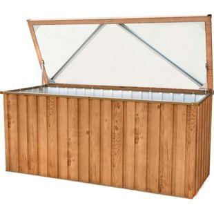 Tepro Metall-Gerätebox 170x70, Holz-Dekor, eiche