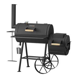 Sunset BBQ Buffalo Smoker