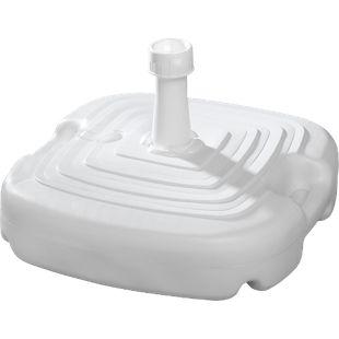 Schneider PE-Ständer - wasserbefüllbar 20 Liter weiß