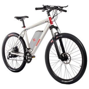 "Telefunken ALU-E-Bike MTB 27,5"" Aufsteiger M850"