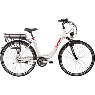"Telefunken ALU-E-Bike City Wave 28"" Multitalent C750"
