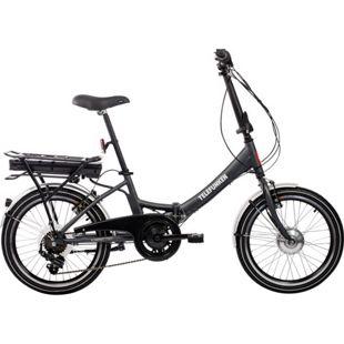 "Telefunken ALU-E-Bike Falt 20"" Kompakt F800"