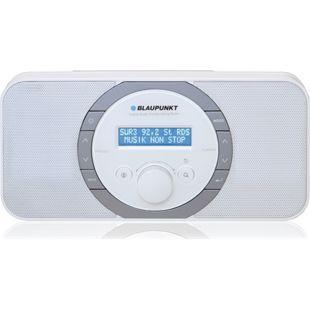 Blaupunk Digital Stereo Radio mit DAB+ RXD 120 WH - weiß