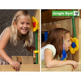 Jungle Gym® Blumen-Sprachrohr