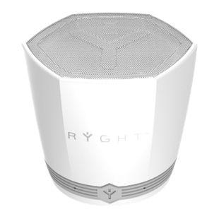 RYGHT EXAGO Wired portabler Lautsprecher - silber/weiß