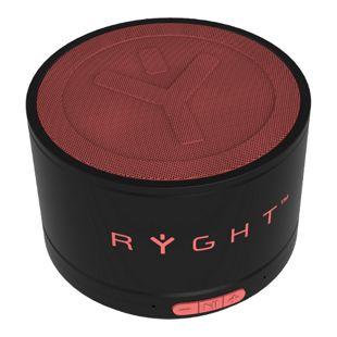 RYGHT WHEEL portabler Lautsprecher - schwarz