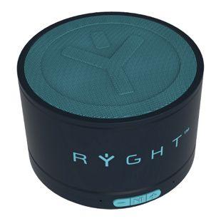 RYGHT WHEEL portabler Lautsprecher - blau