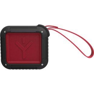 RYGHT Airbox-S portabler Lautsprecher - rot
