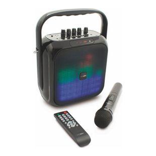 Caliber HPG 516BTL Bluetooth-Lautsprecher mit Karaoke-Funktion