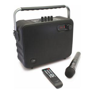 Caliber HPG 517BT Bluetooth-Lautsprecher mit Karaoke-Funktion
