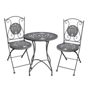 Garden Pleasure Bistro-Set Royal