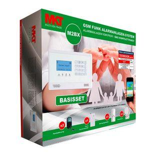 MKT M2BX Funk-Alarmanlage mit GSM
