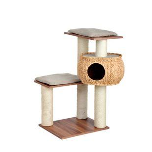 Silvio Design Kletterparadies Cosy walnuss