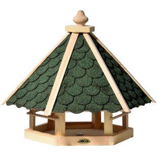 Dobar Vogelhaus aus Holz sechseckig
