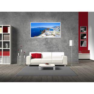 Mauk Infrarot Wandheizung Haus am Meer/Santorini 300 W