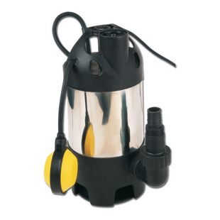 Mauk Schmutzwasserpumpe 11500l/h 650W INOX