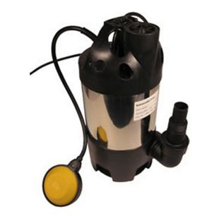 Mauk Schmutzwasserpumpe 7500l/h 400W INOX
