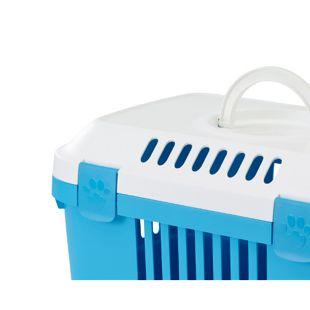 Heim Transportbox Discovery 1 - pacific-blau