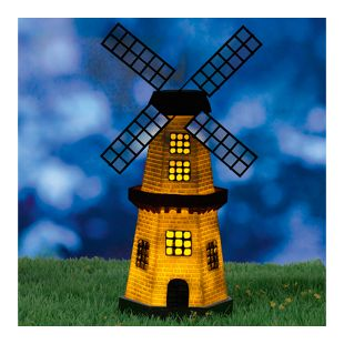 EASYmaxx Solar-Windmühle