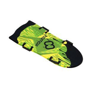 Hamax Free Surfer gelb-grün Design