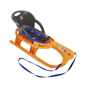 KHW Snow Tiger Comfort Schlitten orange