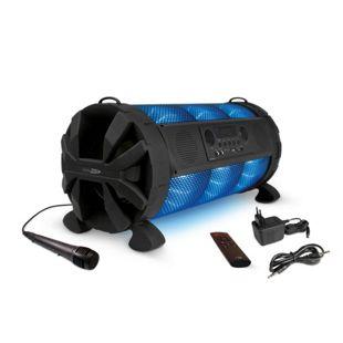 Caliber HPG 519BTL tragbarer Bluetooth 2.1 Röhren Lautsprecher