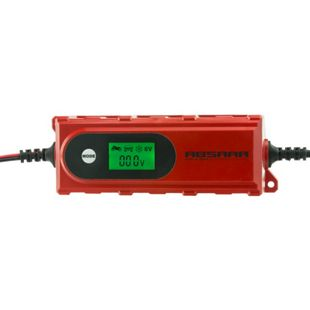 Absaar 158005 4A 6/12V Batterieladegerät