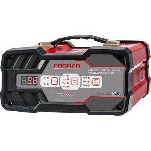 Absaar AB-JS012 158006 12A 6/12V Batterieladegerät mit Starthilfe