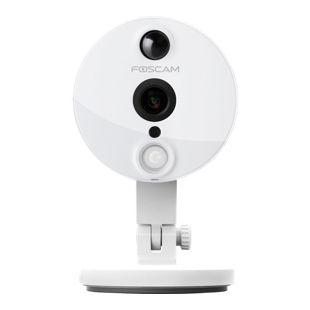 Foscam Indoor IP Kamera C2 - weiß