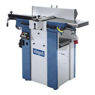 Scheppach PLANA 3.1C Abricht-Dickenhobelmaschine 230V