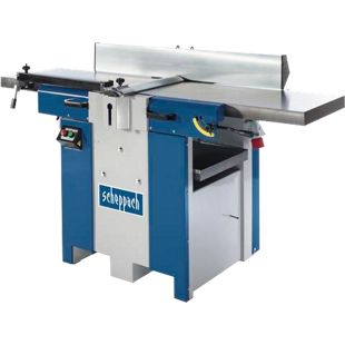 Scheppach PLANA 6.1C Abricht-Dickenhobelmaschine 230-240V
