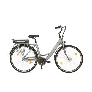 "Llobe 28"" City E-Bike noir"