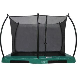 Inground Hi-Flyer 1075 Combi Trampolin + Sicherheitsnetz 2,81m x 2,01m