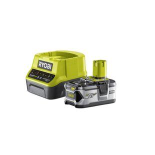 Ryobi RC18120-140 18 V / 4,0 Ah Lithium+ Akku und 2,0 A Schnell-Ladegerät