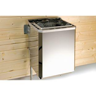 weka Saunaofen-Set 7,5 BioS mit Ofenanschlußkabel