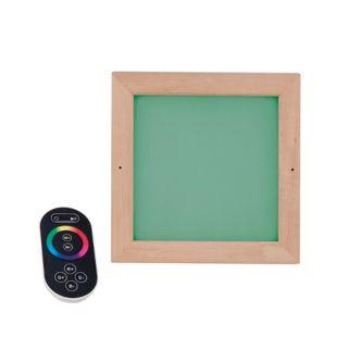 Eliga 71005 LED-Farbleuchte für Sauna bis 110 °C