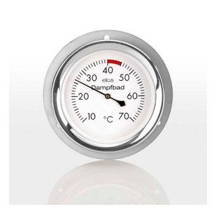 Eliga 8221 Thermometer für Dampfbad, wasserdicht